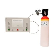 CACGas_Bump Test Station-High pressure cylinders