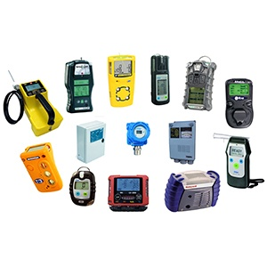 gas detection instruments